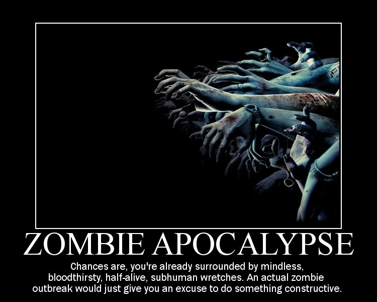 zombie apocalypse