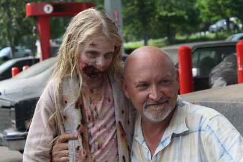 Addy Miller and Frank Darabont