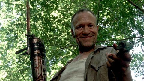 Photo – Merle Dixon Returns in The Walking Dead Season 3 – AMC