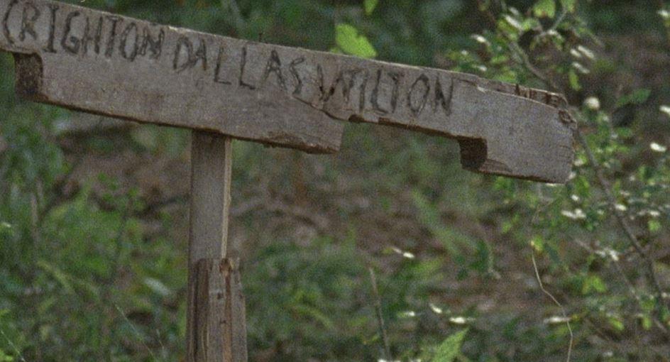 TWD 604 Wilton Grave