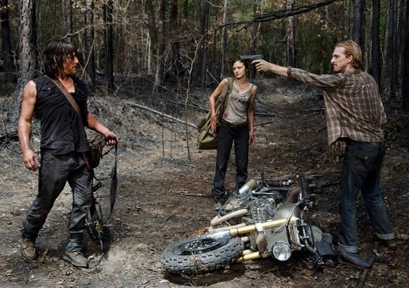 TWD 606 Daryl Betrayal