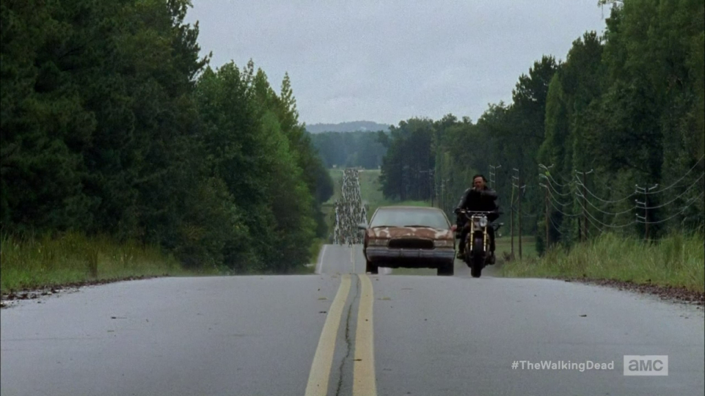 TWD 606 Ditching The Herd