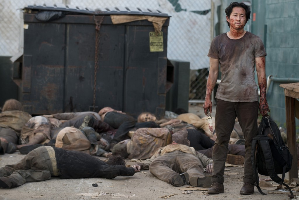 TWD 607 Glenn So Thirsty