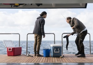 FtWD 201 Daniel Chris WTF Fish