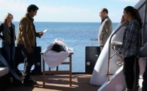 FtWD 201 Funeral At Sea