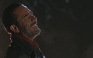 TWD 616 Negan Laugh