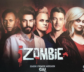 Heaven Just Got a Little Bit Smoother: Review for iZombie 301
